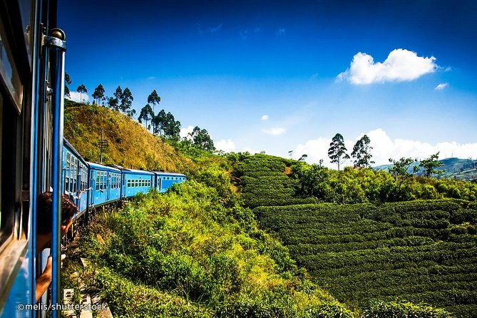 Scenic Train Ride to Ella with Kandy City Tour, Kandy, Sri Lanka