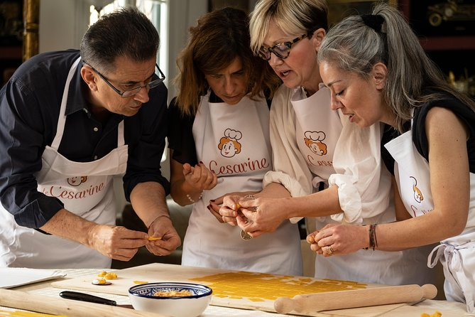 Private Pasta & Tiramisu Class at a Cesarina's home with tasting in Parma, Parma, ITALY