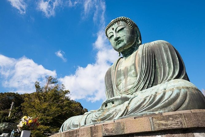 1-Day Kamakura Private Custom Tour from Tokyo by Chartered Vehicle, ,