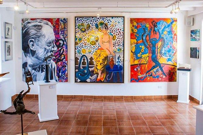 San Miguel de Allende Gallery Tour, San Miguel de Allende, MÉXICO