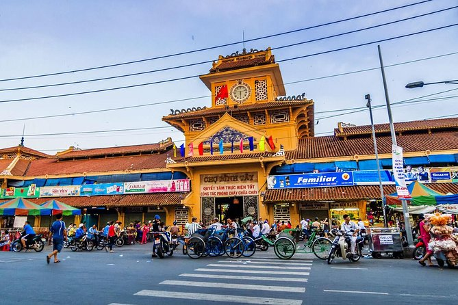 Private Best of Ho Chi Minh City Shore Excursion from Phu My Port, Vung Tau, VIETNAME