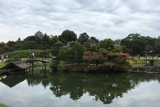 Enjoy Korakuen Japanese Garden and Old Japanese Street Kurashiki, Hiroshima, JAPÃO