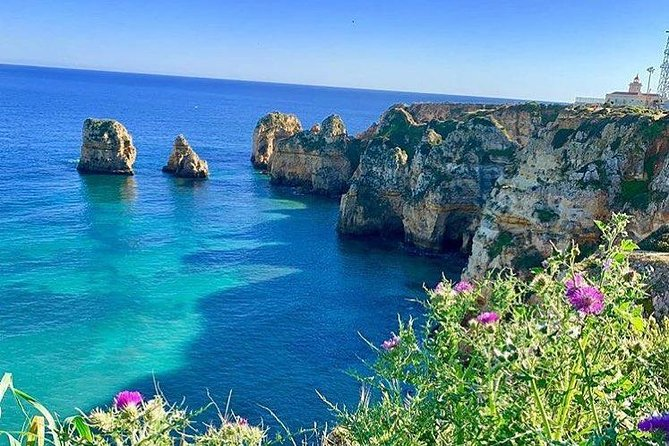 Hike The Historic Clifftops Of Lagos, Lagos, PORTUGAL