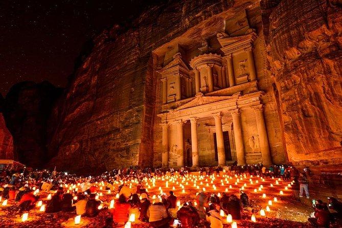 Explore The Lost City of Petra & Wadi Rum, Aman, JORDANIA