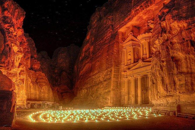 Explore The Lost City of Petra & Wadi Rum, Aman, Jordan