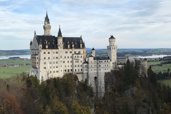MAIS FOTOS, Neuschwanstein castle tour from Oberammergau village