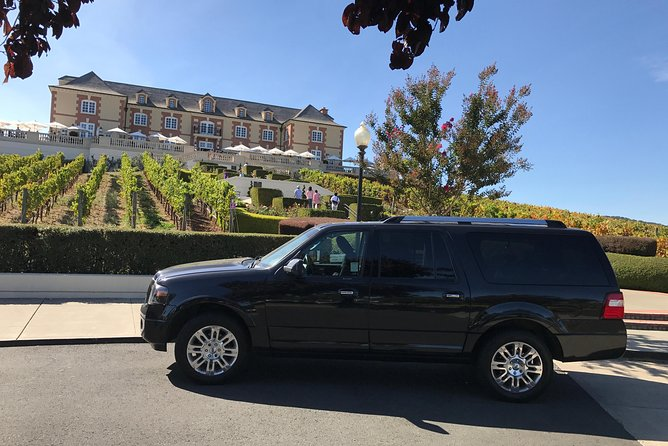 Private Transfer: San Francisco Hotel to San Francisco International Airport, San Francisco, CA, UNITED STATES