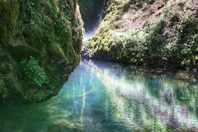 Hike and Bike: Columbia River Gorge Hidden Waterfalls, Portland, OR, ESTADOS UNIDOS