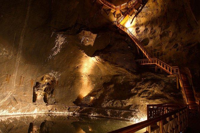 Recorrido guiado a la mina de sal de Wieliczka desde Cracovia, Cracovia, POLONIA
