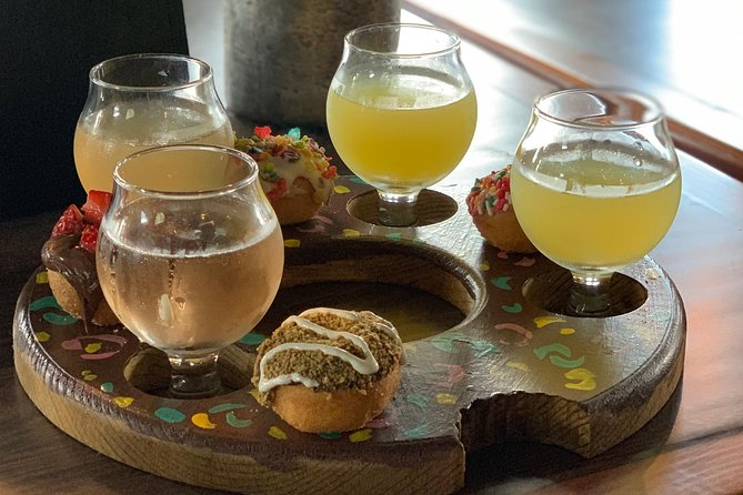 Sweet Start: Nashville Mural Tour with Donut and Mimosa Flight, Nashville, TE, ESTADOS UNIDOS