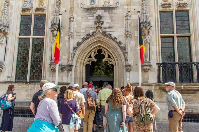 The Best of Bruges - History Through Stories Walking Tour, Brujas, BELGICA