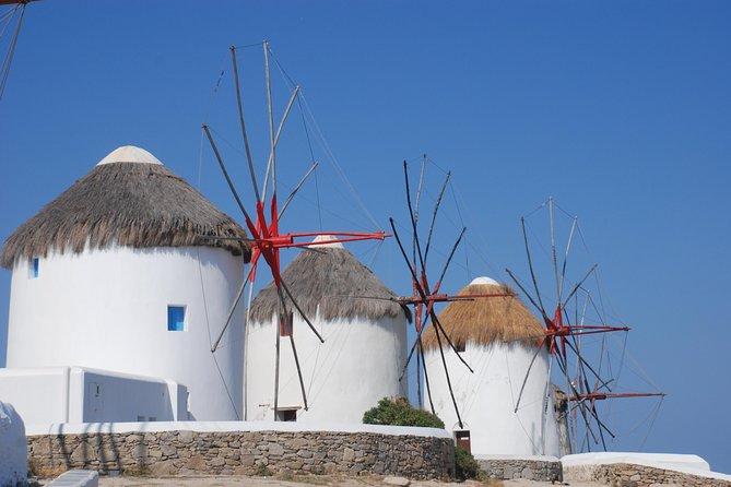 City & Island Tour, Miconos, GRECIA