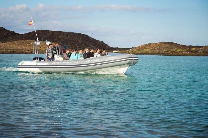 Water Taxi + Isla De Lobos, Fuerteventura, ESPAÑA