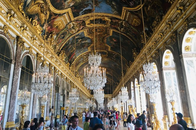 Versailles Palace & Giverny Private Guided Tour From Paris - Skip The Line, ,