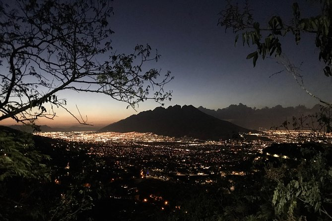 Give yourself the gift of hiking in Monterrey the City of the Mountains. Get ready for an amazing sunset!