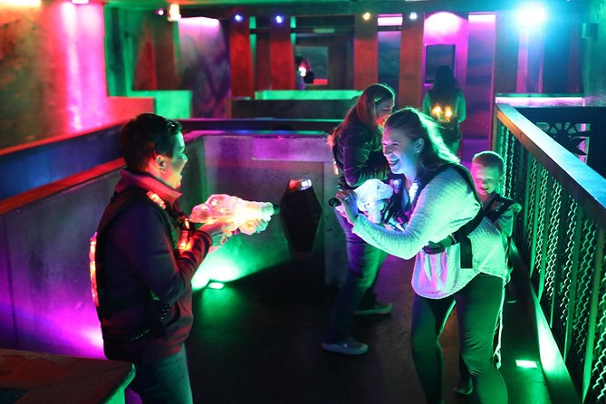 Madison's Best Laser Tag Adventure. Check out Wisconsin's only 3 story arena. We specialize in Birthday Parties, Team Buildings, Youth Group Outings, Fundraisers and family fun.