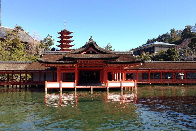 Miyajima full day tour, Hiroshima, JAPON