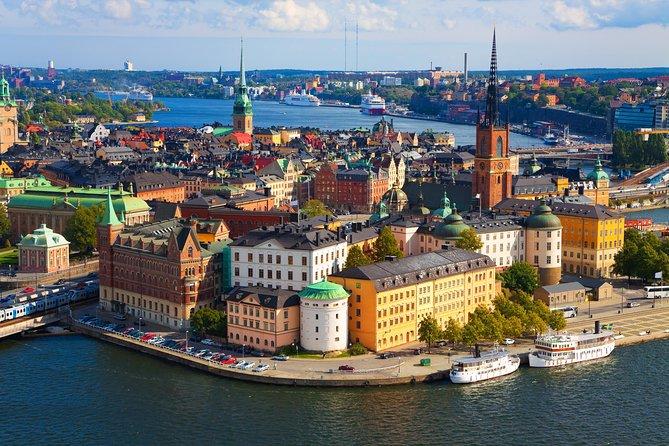 Excursión por la costa: Visita panorámica de los puntos destacados de Estocolmo con el Museo Vasa y Gamla Stan, ,