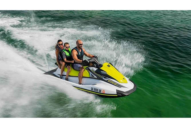 """""""Our goal is to improve the experience and services that OnSite Wastersport Rentals will provide. We will strive to make it the best experience ; offering more to the Jet Ski rental community – We offer a NO GUIDE free-range rentals. Our intent is to create memories through your waterfront encounter. Our promise to you is to create the best Jet Ski experience and atmosphere for you and your guests.""""<br><br>Gone are the days of line of sight riding, buoy boundary restrictions and here are the days of free range riding through Southwest Florida Coastal Waterways. Come experience jet-skiing your way...the way it was intended.."""
