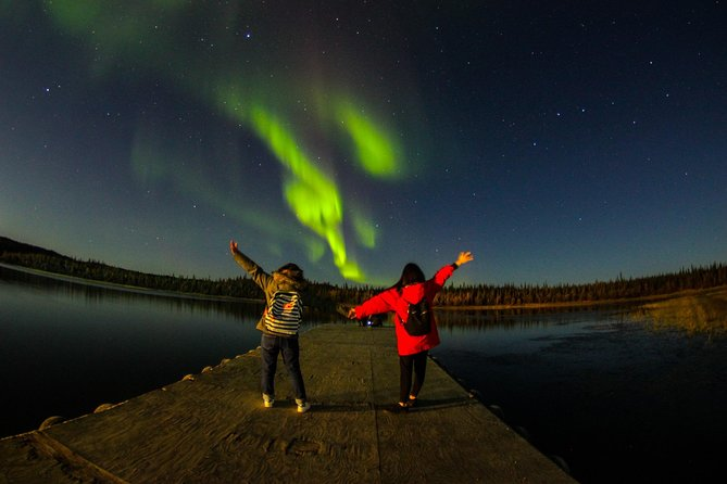 Half-Day Northern Lights Guided Tour from Yellowknife, Yellowknife, CANADA