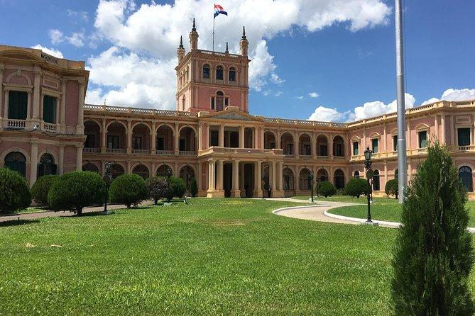 Asunción Like a Local: Customized Private Tour, ,