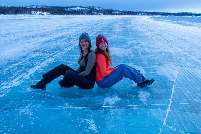 Yellowknife Ice Road Adventure, Yellowknife, CANADA
