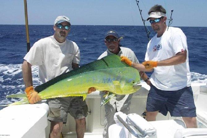 MÁS FOTOS, Deep Sea Fishing in Punta Cana (Half Day)