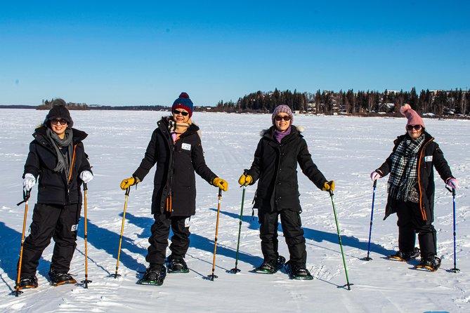 MÁS FOTOS, Yellowknife Snowshoeing Tour