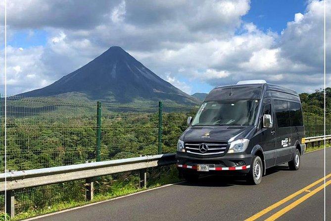 Shared Shuttle from Santa Teresa to Monteverde   PM, Santa Teresa, COSTA RICA