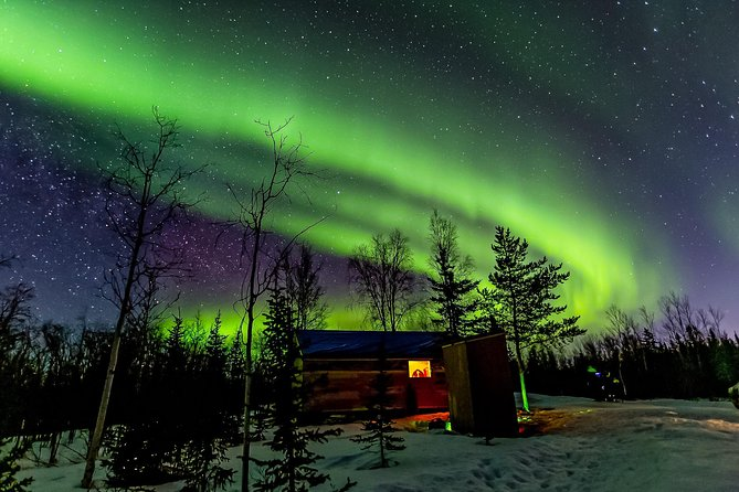 MÁS FOTOS, Yellowknife 2 Nights Aurora Viewing and Hunting Experience