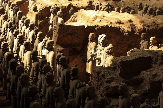 Private day tour to Xi'an Terrocotta army start from Luoyang and end in Xi'an, Luoyang, CHINA