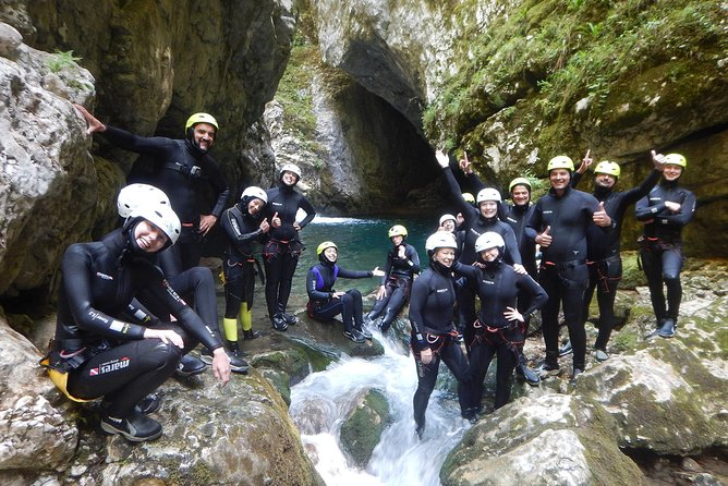 Nevidio Canyoning tour is the best adventure you could do in Montenegro. This beautiful canyon is just like natural aqua-park.<br>Durmitor Adventure team provides Nevidio Canyoning tours for more than 10 years. All our guides are experienced in this activity. Our main goal is to make our customers happy by providing the unforgettable adventure in the safest possible way.<br>We provide high quality equipment and excellent lunch after the tour.<br><br>