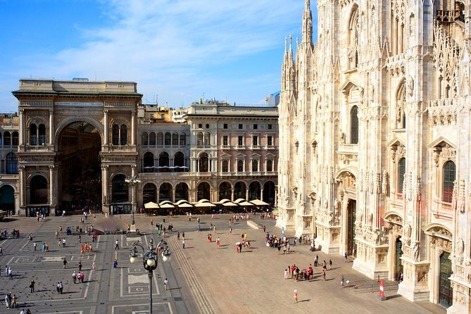 Skip the Line: Duomo Cathedral and La Scala Theatre, Milan, ITALIA