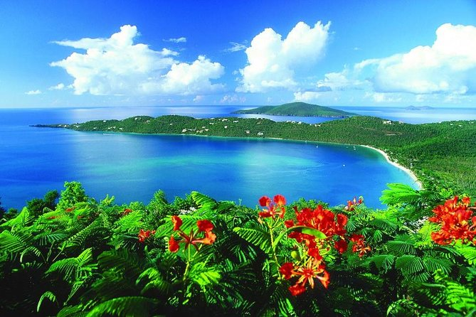 """Paradise Taxi & Tours USVI with Big Moe is your personal guide to tours and transportation. A trip to St. Thomas is exactly the Caribbean vacation you dream of. Spectacular views, paradise beaches, calypso music, culture and history-straight out of a magazine. <br><br>During our Island Scenic Tour enjoy the peace and quiet of driving around and exploring the idyllic views, beautiful bays and lush tropical ridges. <br>Magnificent Island views from Mountain Top (2,100 ft above sea level) while sipping banana daiquiris, along with duty-free shopping of jewelry, T-shirts, spirits, and souvenirs. <br>Witness the natural beauty from Skyline Drive Lookout and Drake's Seat of fringe rolling hills, Magen's Bay Beach and other Caribbean islands.<br>Historical landmark, Fort Christian, for historical highlights of the oldest standing structure in the USVI.<br><br>Visit our breathtaking beaches? Check out our Island Beach Tour. Private tours available.<br>Less than 4 persons? Contact us<br><br>""""Your Destination is Our Goal!""""<br><br>"""