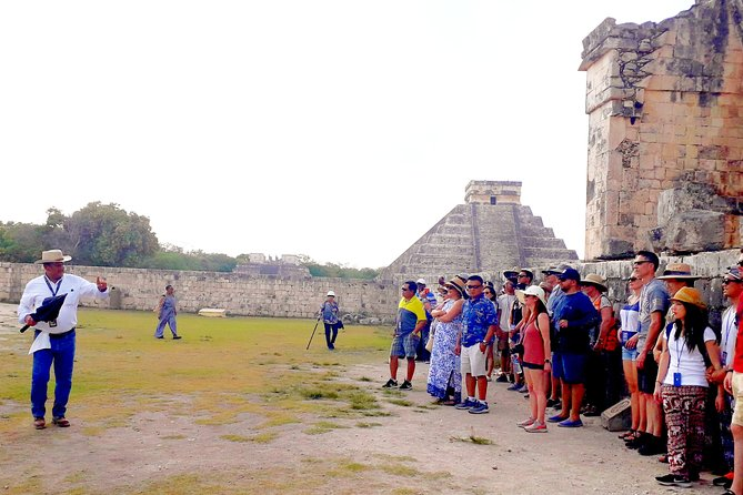 Exclusivo: Acceso temprano a Chichen Itza, Playa del Carmen, MEXICO