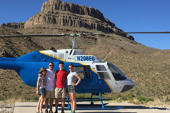 The Grand Canyon Tour You've read about - The Word Famous Dream Tour of the Grand Canyon West Rim! Consistently rated the highest Grand Canyon tour. You will experience a 20-25 minute helicopter flight that enters the Grand Canyon West Rim at Eternity Canyon providing a once in a lifetime view of the Grand Canyon. Our flight continues along the Colorado River approximately 2,000 feet below the rim providing breathtaking views. We have 25 years of helicopter experience with excellent pilots. We hope to see you at the ranch!<br><br>Our Helicopter company is located on a ranch on the road leading to Grand Canyon West. <br><br>Advantages for you compared to other companies in the area.<br>- We offer the longest flights for the same price - nearly twice as long!. <br>- We offer the exact same Grand Canyon Helicopter Tour as all but with additional scenery along the rim and to our ranch.<br>- The ranch has a cafe, horses, buffalo, perfect for families or those who want a relaxed western experience.