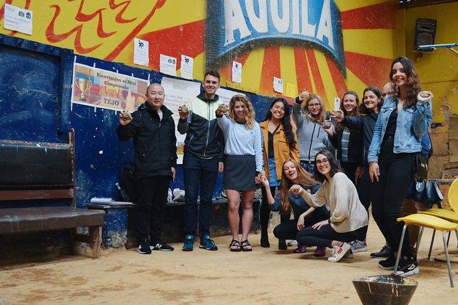 Memories of political violence : Bogota alternative walking tour, Bogota, COLOMBIA