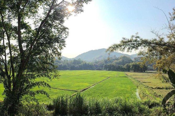 Community - Based Tourism at Huay Khom Village, Chiang Rai, Chiang Rai, Tailândia