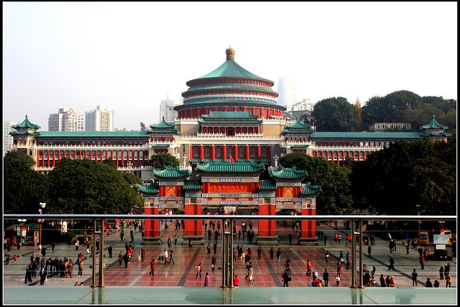 Well-spend Two Days in Chongqing Private Tour, Chongqing, CHINA