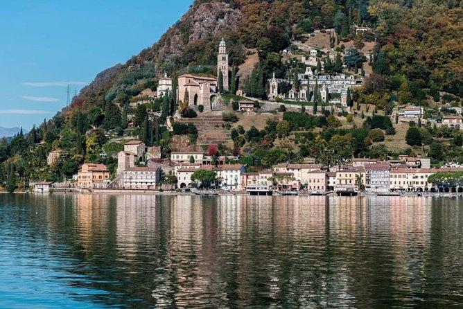 MÁS FOTOS, Lugano & Morcote, Lake Lugano, private guided tour