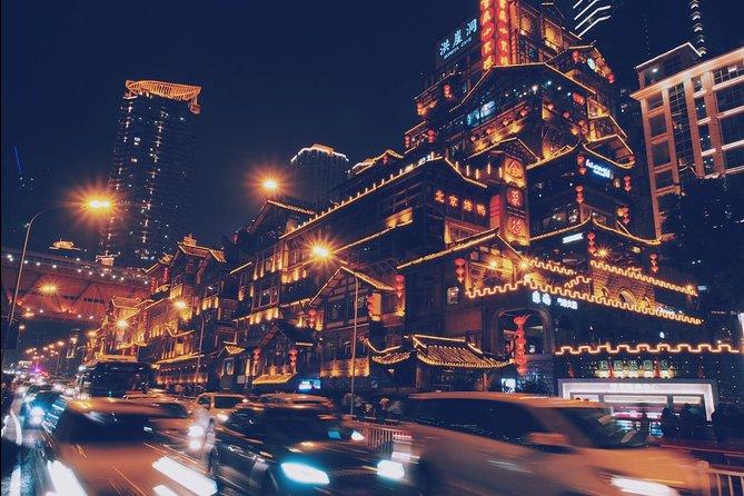 Private Shore Excursion: 3D Magic Mountain City--Chongqing, Chongqing, CHINA