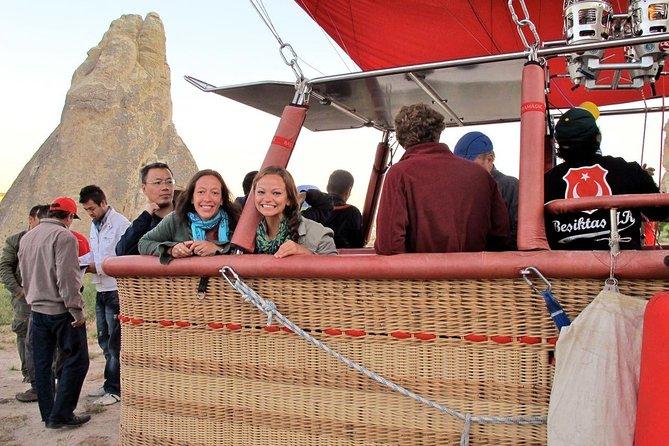 2 Days - Cappadocia Tour from Istanbul with optional Hot Air Balloon Flight, Estambul, TURQUIA