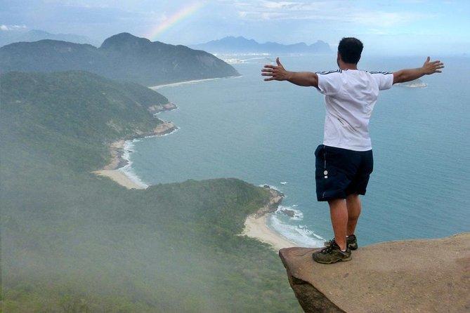 Pedra do Telégrafo Hiking and Wild Beaches Tour, Río de Janeiro, BRASIL