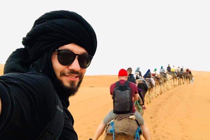 Merzouga Dunes, Marrakech, cidade de Marrocos, MARROCOS
