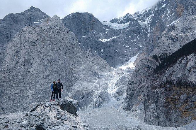 Hike Jade Dragon Snow Mountain, Lijiang, CHINA