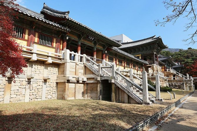 """Gyeongju, historically known as Seorabeol, is a coastal city in the far southeastern corner <br>of North Gyeongsang Province in South Korea.<br>Gyeongju was the capital of the ancient kingdom of Shilla (57 BC - 935 AD),<br>for close to one thousand years. Later Shilla was a prosperous and wealthy country, <br>and its metropolitan capital of Gyeongju was the fourth lagest city in the World.<br>A vast number of archaeological sites and cultural properties from this period remain in the city.<br>Gyeongju is often referred to as """"the museum without walls""""<br>Through this tour, we will delve into brilliant legacies in Gyeongju at Shilla dynasty period."""