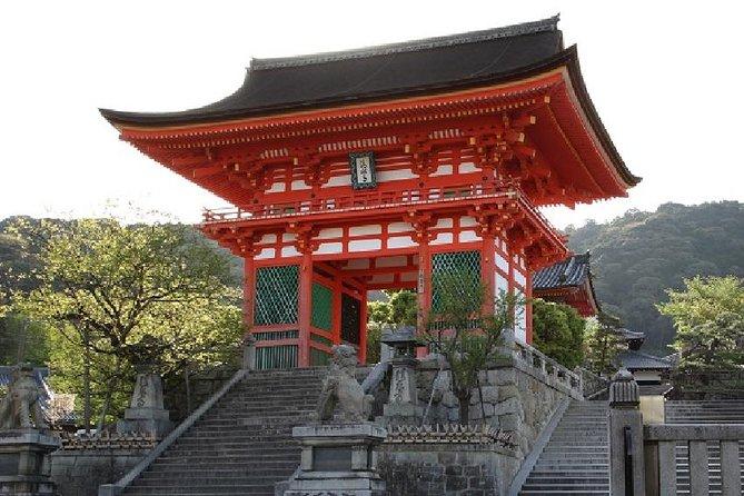 Kyoto Afternoon Tour - Fushimiinari Shrine & Kiyomizu Temple from Osaka, Osaka, JAPON