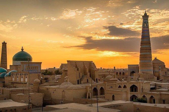 Classic Uzbekistan tour, ,