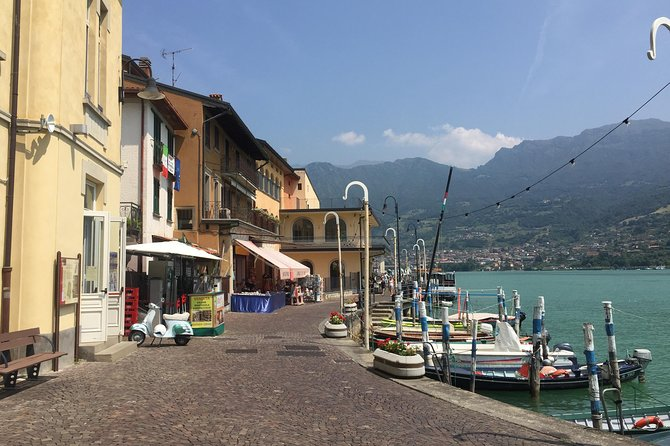Franciacorta wine tasting & Lake Iseo private guided tour, Milan, ITALY