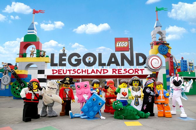 MÁS FOTOS, Skip the Line: LEGOLAND® Deutschland Entrance Ticket